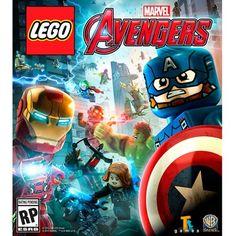 [Kabum] Lego Marvel's Avengers por R$ 14,90 (mídia física)