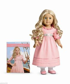 NEW American Girl Caroline 18 inch doll paperback book full size