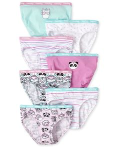 Baby Girl Socks, Girls Socks, Girls Room Accessories, Briefs, Little Girls, Packing, Rainbow, Children's Place, Pink