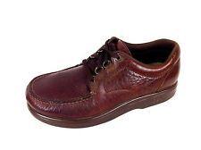 SAS TRIPAD Shoes COMFORT Brown LEATHER Lace Up CASUAL Oxfords MENS 9.5 M