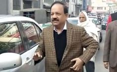 Aim For Noble Prize: Union Minister Harsh Vardhan Tells Scientists
