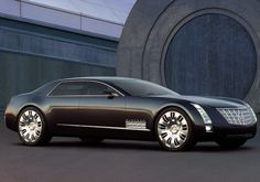 Cadillac Sixteen Concept. For when you feel like being fresh