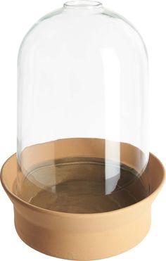Sizwea Lot de 12 photophores en verre /à suspendre 80 mm 20 Pcs transparent