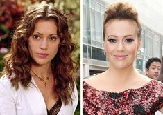 The stars of 'Charmed' 18 years later - Phoebe Serie Charmed, Three Witches, Interesting News, Girls Out, 18th, That Look, Stars, Sterne, Star