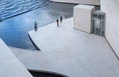 Marvelous Fondation Louis Vuitton Architecture by Frank Gehry – Fubiz Media
