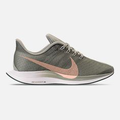 999173ed810 Right view of Women s Nike Zoom Pegasus 35 Turbo Running Shoes in Mica Green  Light