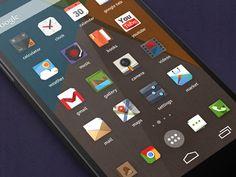 TARCON - Android Icon Set