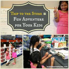 Errand adventure: turn your shopping chores into a fun challenge, hold your kids' interest, improve their math skills and teach them to be s...