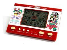 Popy/Bandai LCD Game Watch Dr Slump Arale Ncha! Bycha! MIJ 1982 Good Condition #PopyBandai