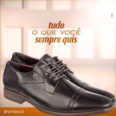 Está bem ali. Calce sofisticação e caminhe até lá. Você merece cada parte da conquista. #Sandalo #Style #Mens #Fashion #ClassicAndModernAtTheSameTime