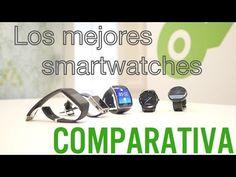 Repaso de los 5 mejores smartwatches del momentos por parte de Xataka.