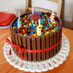 5 Amazingly Easy Birthday Cakes For Kids