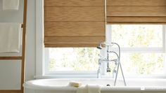 Roman Shades | Montgomery's Window Treatments Sioux Falls, SD