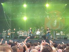 Pearl Jam Live in Milton Keynes