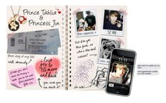 """""""Prince & Princess // DIARY FOR TAHLIA"""" by niamho99 ❤ liked on Polyvore featuring art"""