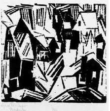 Image result for BASELITZ WOODCUT