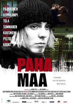 Paha Maa. Beautiful Finnish film.
