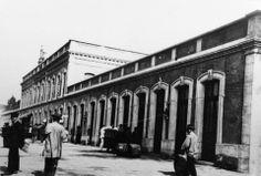 Estación de tren el carmen huertanos via mº huertano de mu