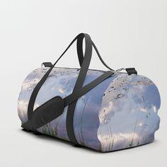 Reflections in a lake Duffle Bag by laureenr Duffle Bags, Gym Bag, Reflection, Backpacks, Stuff To Buy, Duffel Bag, Backpack, Backpacker, Backpacking