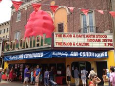 Blobfest! At the Colonial Theatre (2012)