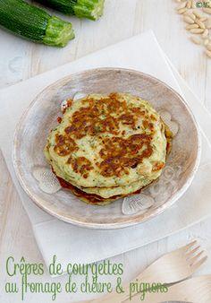 Voilà bien longtemps que je ne vous ai pas proposé une petite recette de galettes de légumes aux fromages ! Ces sortes de beignets ou galettes ou crêpes, peu importe leur nom, sont souvent au menu chez nous et remportent...