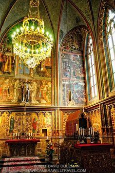 St. Vitus Prague Castle