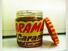 Crème de Carambar, facile et excellente pour le gouter sur des gateaux secs