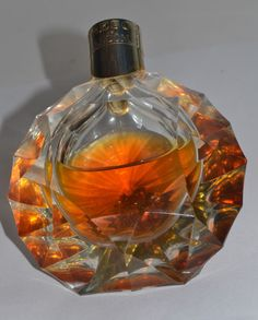 Tresor Baccarat Perfume Bottle By Lancome - Shop Vintage