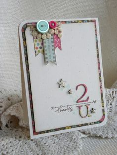 An unusual design is eye-catching and more likely to sell. Any handmade card is warmly appreciated by your recipient as they realise the effort you've made on their behalf. ;) Mo