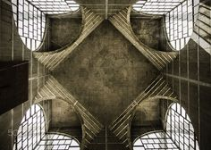 Mosque Roof National Assembly Building Dhaka, Bangladesh Architect : Louis Isadore Kahn Construction Period : 1961-1982 'Comments' and 'Critics' and most welcome. Thank you.