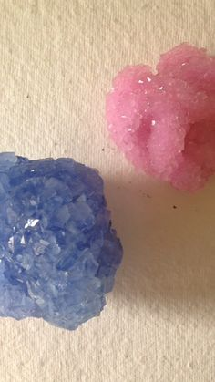 How to make borax crystals with this easy recipe