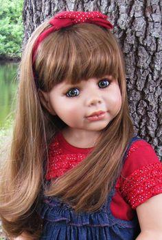 luluzinha kids ❤ bonEcas - Master Piece Dolls