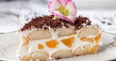 Svieža klasika skyslou smotanou, ovocím apiškótami. Vanilla Cake, Tiramisu, Ethnic Recipes, Tiramisu Cake