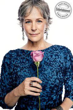 'The Walking Dead' Celebrates 100 Episodes With Cast Portraits