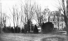 Residence of G.Y. Smith, 1907