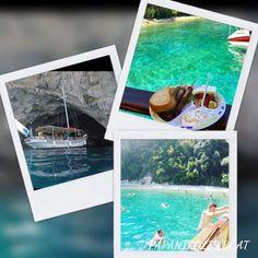 Polaroid Film, Boat, Dinghy, Boats, Ship