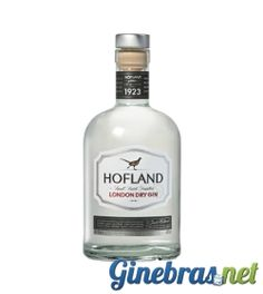 Ginebra Hofland, Hofland Gin