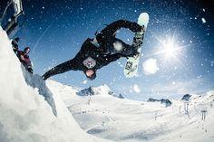 Rider: Max Horn   © Kitzsteinhorn/Markus Rohrbacher