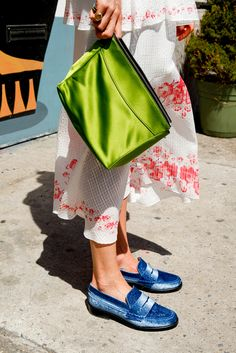 You'll need green for spring (duh!)....