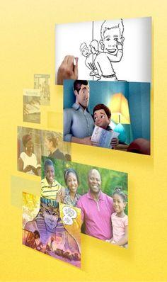 Várias páginas do jw.org, onde as pessoas podem encontrar respostas e informações