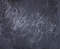 colin-vian:    Cy Twombly (1928-2011) Untitled,... - zodiac shit.