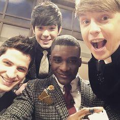 Julian,Robin,Sam,Alberto..