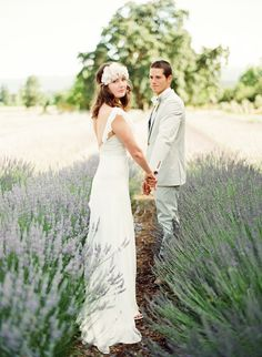 Dreamy Whites: Thank You Style Me Pretty, KT MERRY, and Sara Jean Events~ Sonoma Lavender Farm