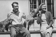 Ian Douglas Smith and his wife, Janet.