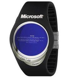 La montre de Microsoft pourrait arriver en octobre