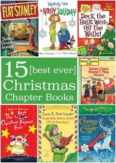 best ever christmas chapter books kids love - Best Christmas Books For Kids