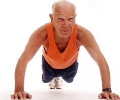 Alt werden, aber fit bleiben!