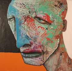 Thompson Landry Gallery showcases both the very best of the new generation of contemporary artists, as well as the great masters of Quebec. Abstract Portrait, Portrait Art, Fall Drawings, Human Art, Naive Art, Outsider Art, Art Journal Inspiration, Surreal Art, Portraits