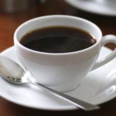 Black coffee for coffee lover