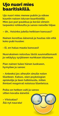 Kannattais jättää ne opiskelut baarin ulkopuolelle. Katso lisää vitsejä! Lähde: hauskimmat.fi / Tofi Really Funny Memes, Judo, Finland, Lol, Quotes, Random Stuff, Arduino, Funny Things, Happy